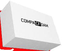 Compacfoam thermal break material
