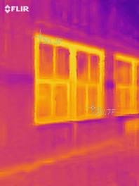 window opening thermal bridging