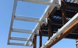 canopy thermal bridging