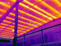 roof purlin thermal bridging