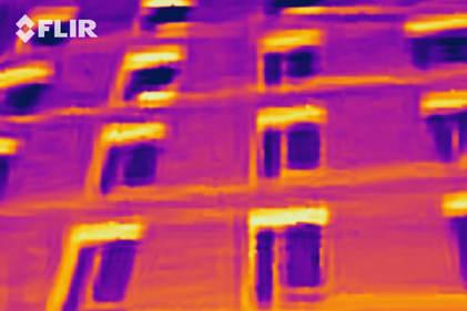 window thermal bridging